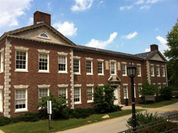 Chatham University Haunted Places