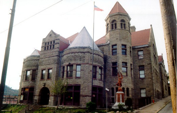 Carnegie Free Library of Braddock Pittsburgh